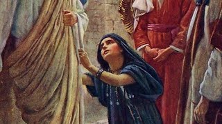 Une femme cananéenne amène Jésus à changer ses plans. Matthieu 15, 21-28