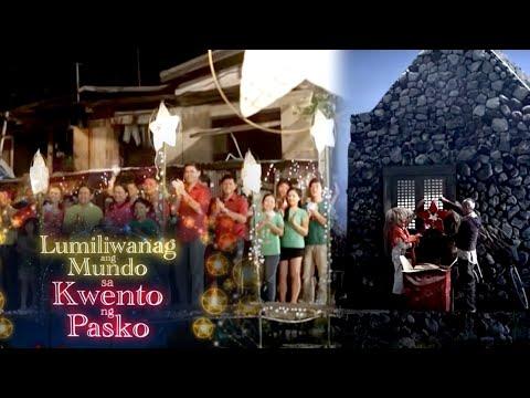 """ABS-CBN Christmas Station ID 2012 """"Lumiliwanag ang Mundo sa Kwento ng Pasko"""""""