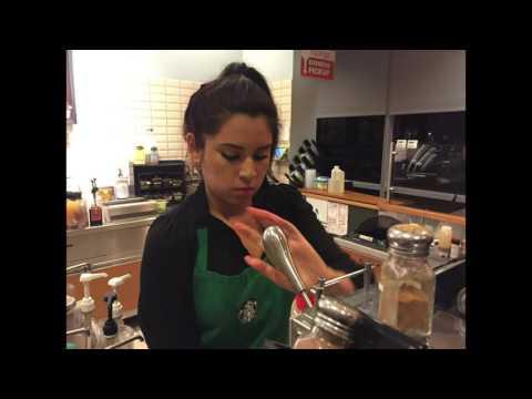 Lulu Navarrete - CSUF Starbucks Supervisor by Ana Aragon