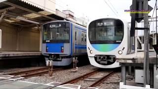 西武池袋線休日ダイヤ列車観察20190623