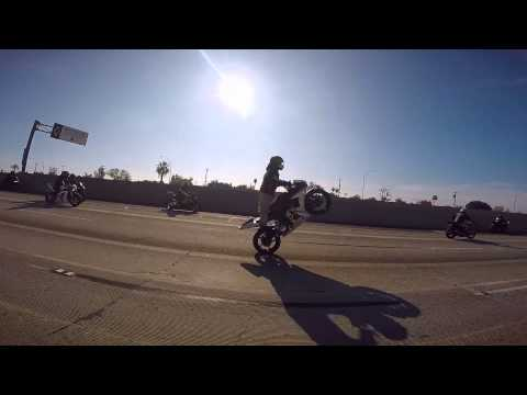 E-Legal Riders MC San Pedro Ride 1/4/15