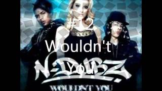 N-Dubz Greatest Hits ALL Songs On The Album