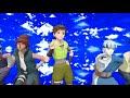 【 MMD Boruto : Naruto Next Generations 】 Gee