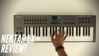 Nektar Impact LX+ Review(2019)!