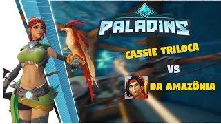 Baixar Cassie Triloca VS Bixu da Amazônia - Paladins  [PT-BR] Ft. Venom Stark