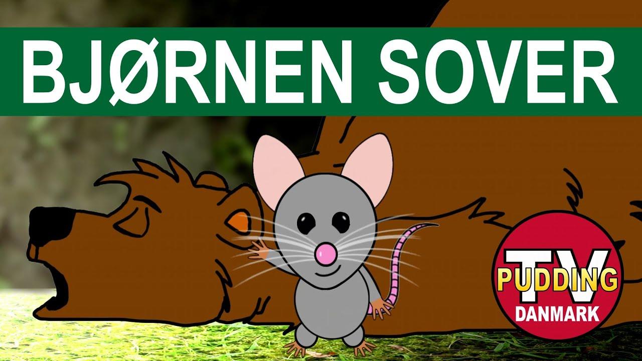 Bjørnen sover - Danske børnesange