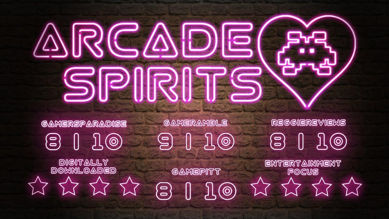 Arcade Spirits – A Visual Novel Romantic Comedy