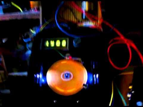 Encendido Electronico Optico con Modulo CDI Multichispa con Limitador