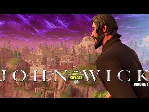 John Wick - The Fortnite Movie