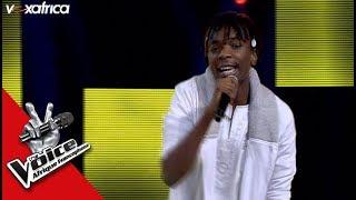 Tsaint « Ojuelegba » de Wiz Kid I Les Epreuves Ultimes The Voice Afrique 2018