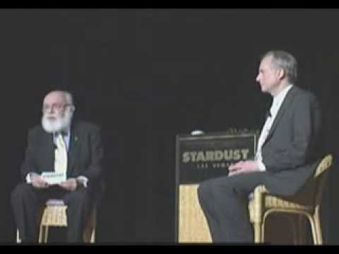 James Randi and Richard Dawkins