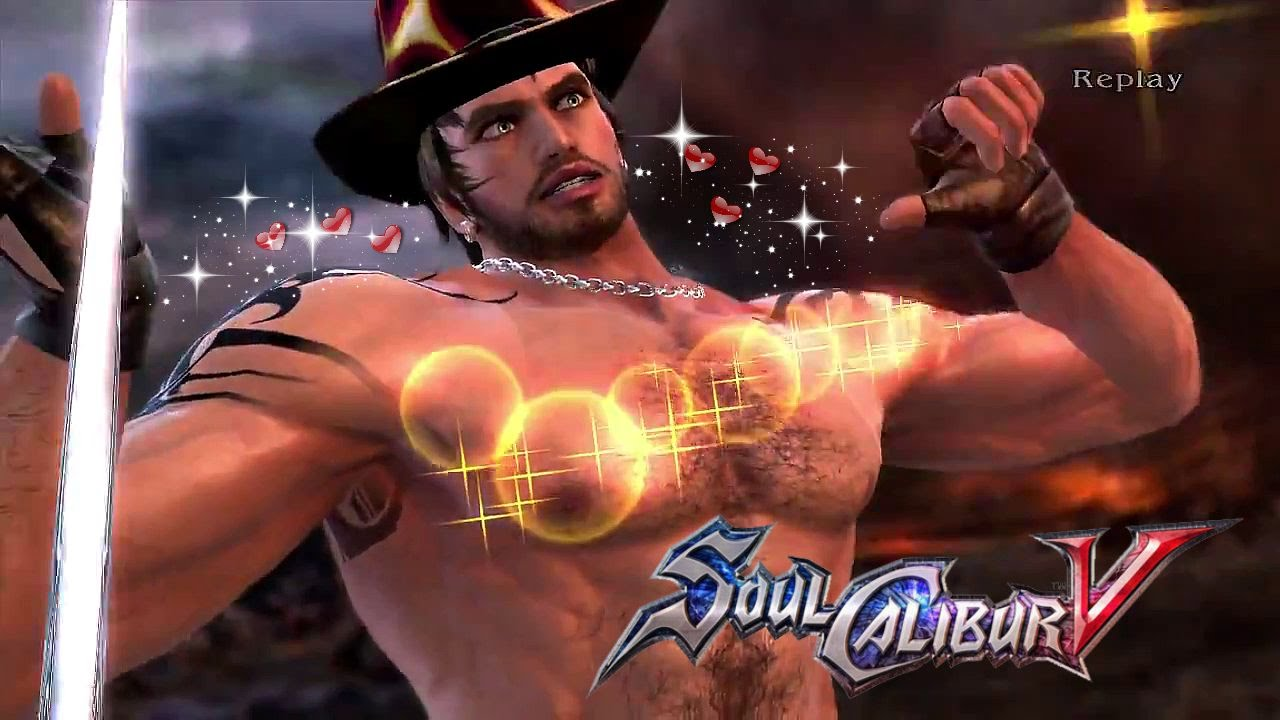 Soul calibur pyrrha omega hot
