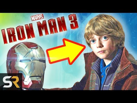 Marvel Theory: Iron Man 3 Totally Changed The Course Of The MCU