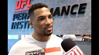 Kevin Lee considers McGregor the interim champ, claims Nurmagomedov turned the fight down