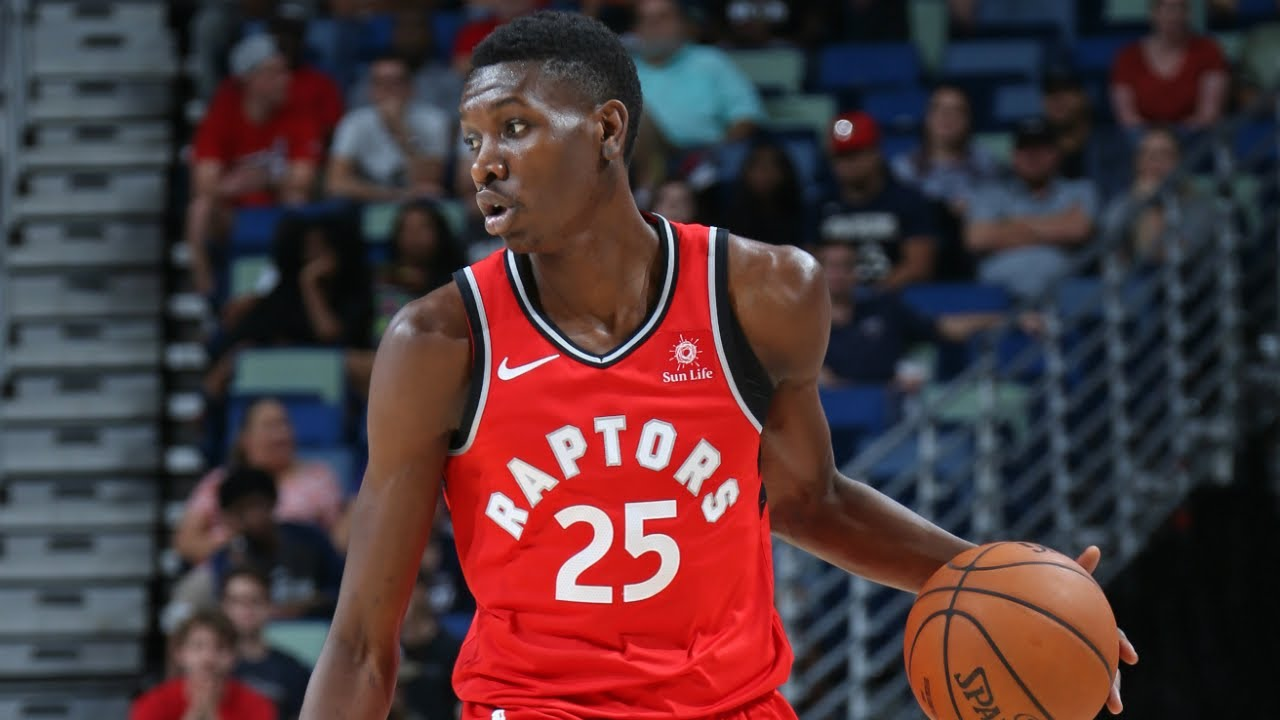 info for a9e3e 6a744 Raptors two-way player Chris Boucher goes for 32 PTS vs. the Red Claws