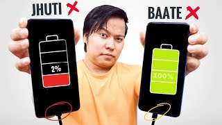 Download Smartphone Battery ki Jhuti Baate🔋❌ Aapko Jarur Pata Honi Chahiye !!
