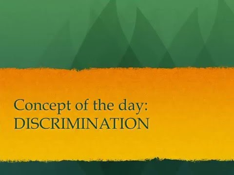 Intercultural Communication Week 3: Ethnocentrism & Discrimination