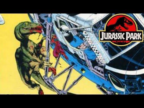 How Life Found A Way After Jurassic Park - Revelations - Raptor Part 10 - Jurassic Park Comics