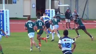 N S W RUGBY TEAM VS QLD BARBARIANS 2018