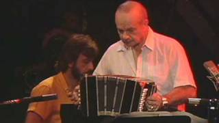 """Astor Piazzolla - """"Lunfardo"""" en vivo (Montreal, 1984)"""