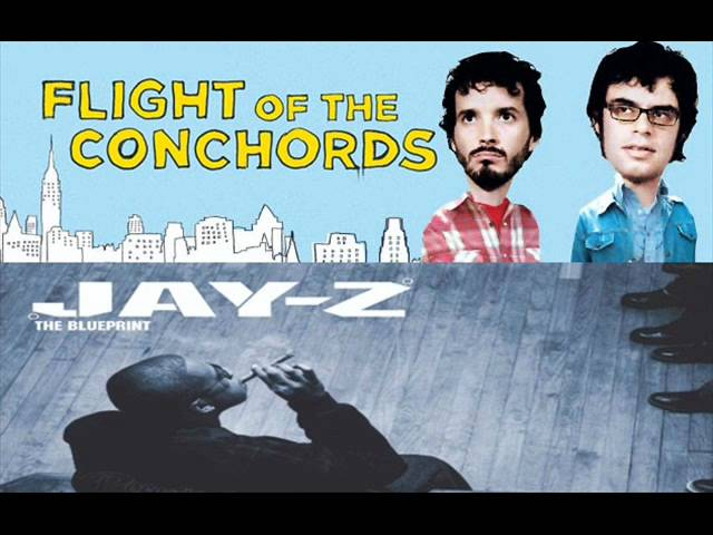The jay zflight of the conchords mashup youve been waiting for malvernweather Images