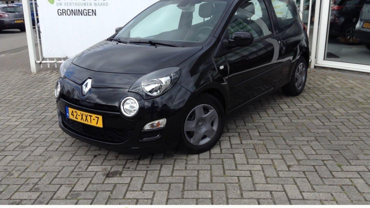 Renault Garage Groningen : Renault twingo 1.2 16v dynamique panorama open dak cabrio cl