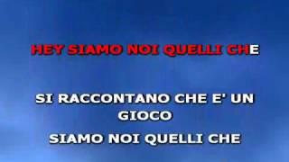 Gianna Nannini - In The Rain  (by karaoke-canta)