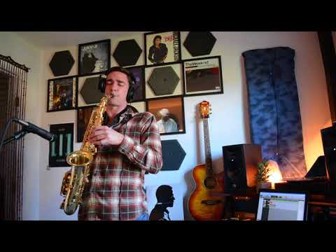Psycho - Post Malone Ft. Ty Dolla $ign // Sax Cover by Pants