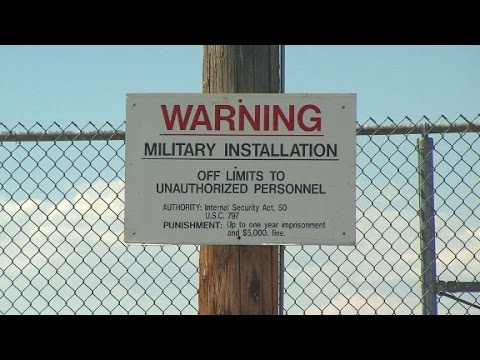Family fights to keep home in 'Area 51'