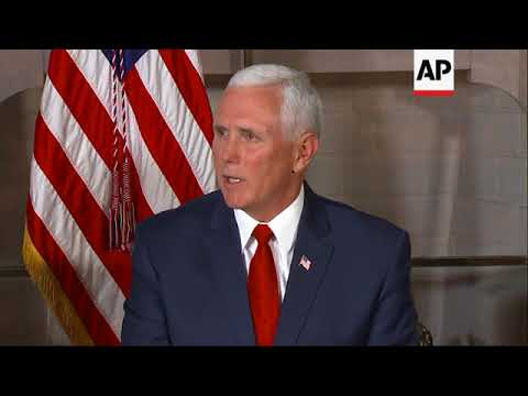 Peru: Pence announces $16 million in aid for Venezuelans in Colombia and Brazil