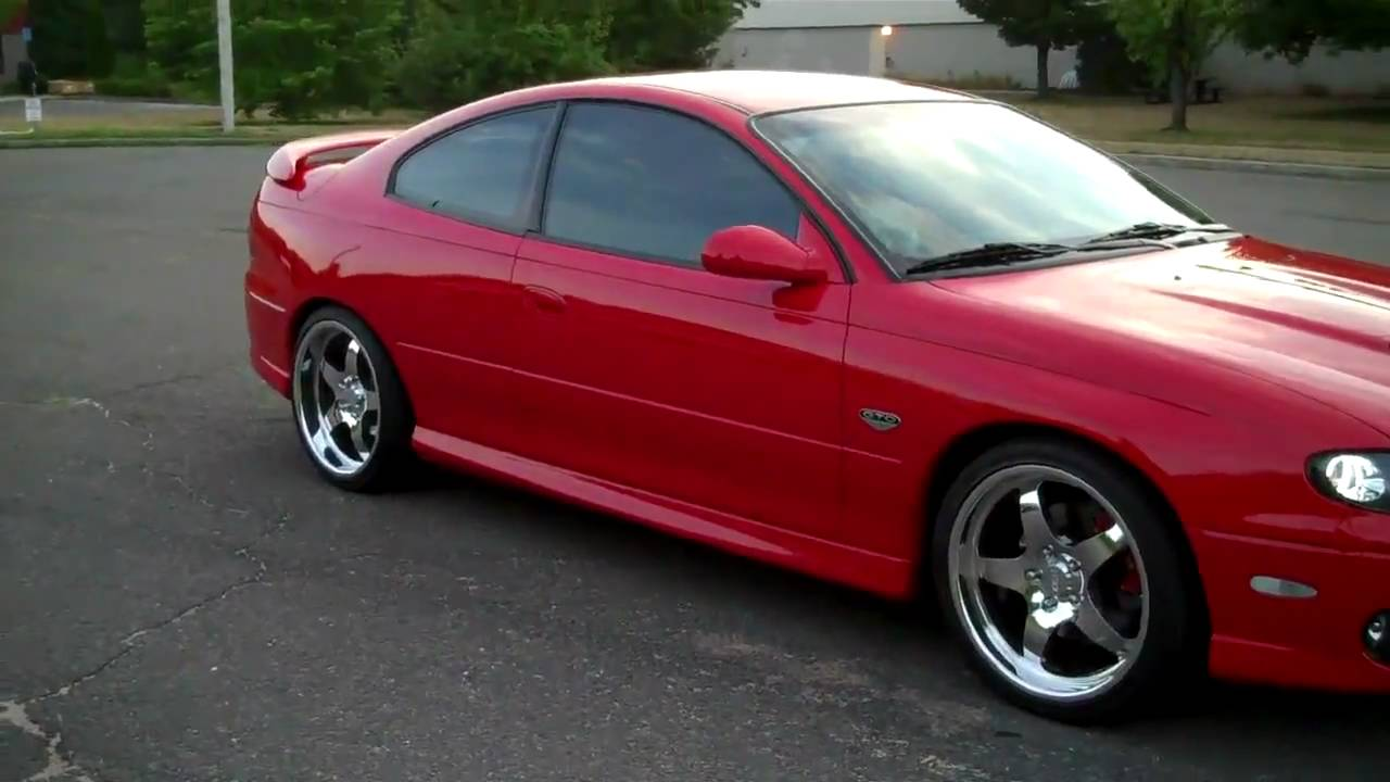 05 Gto Full Exhaust Cai And Ccw 550s Youtube