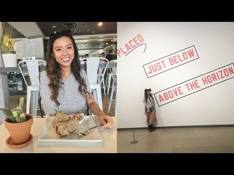 PHOENIX ART MUSEUM AND VEGAN FOOD ⏐ Mandy Tang