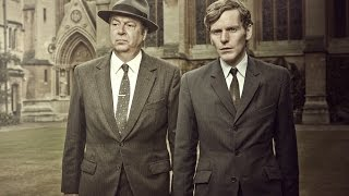 Endeavour | Returns 3rd January | ITV