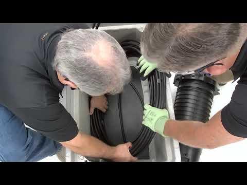AFL APEX Handhole Demonstration