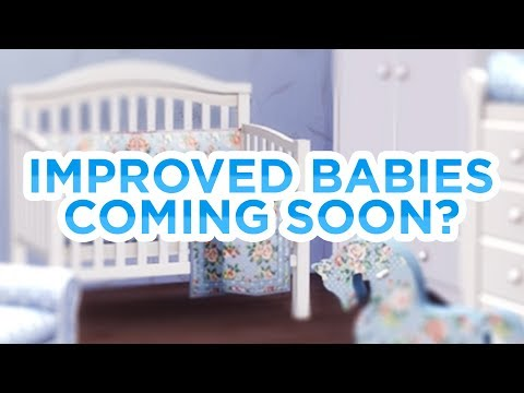 POSSIBLE HINTS FOR IMPROVED BABIES?! // The Sims 4: Speculation thumbnail