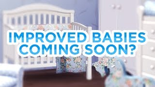 POSSIBLE HINTS FOR IMPROVED BABIES?! // The Sims 4: Speculation