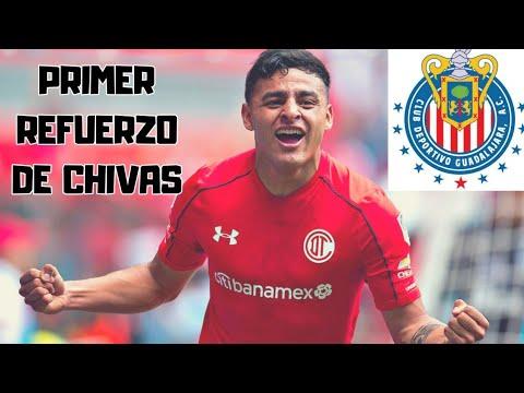 ALEXIS VEGA ES NUEVO REFUERZO DE CHIVAS PARA EL TORNEO CLAUSURA 2019