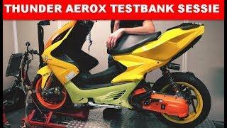 HOE VEEL PK HEEFT DE THUNDER AEROX NU | VOL GAS MET JOEY