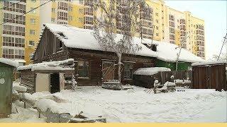 В ветхом многоквартирном доме Якутска может рухнуть крыша