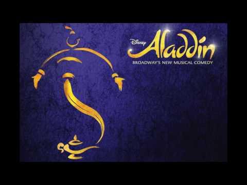 A Whole New World ❤  Disney Aladdin ❤ The Hit Broadway Musical