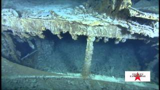 Titanic Expedition HD (2010) the Wreck of Titanic - Scary Underwater Footage