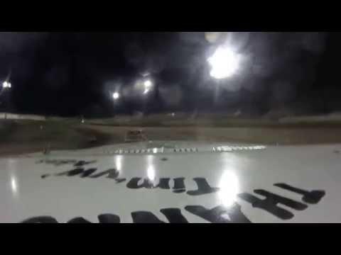 Aztec Speedway: Hobby Stock heat race