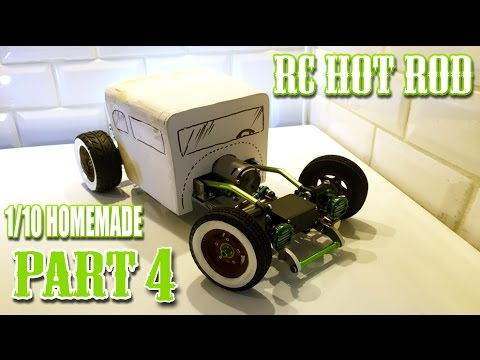 rc hot rod ford 32 homemade part 4 8 youtube. Black Bedroom Furniture Sets. Home Design Ideas
