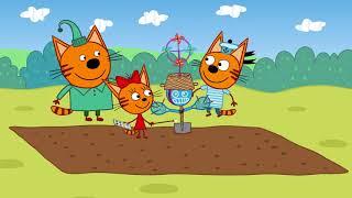 Три кота - Пугало - 56 серия