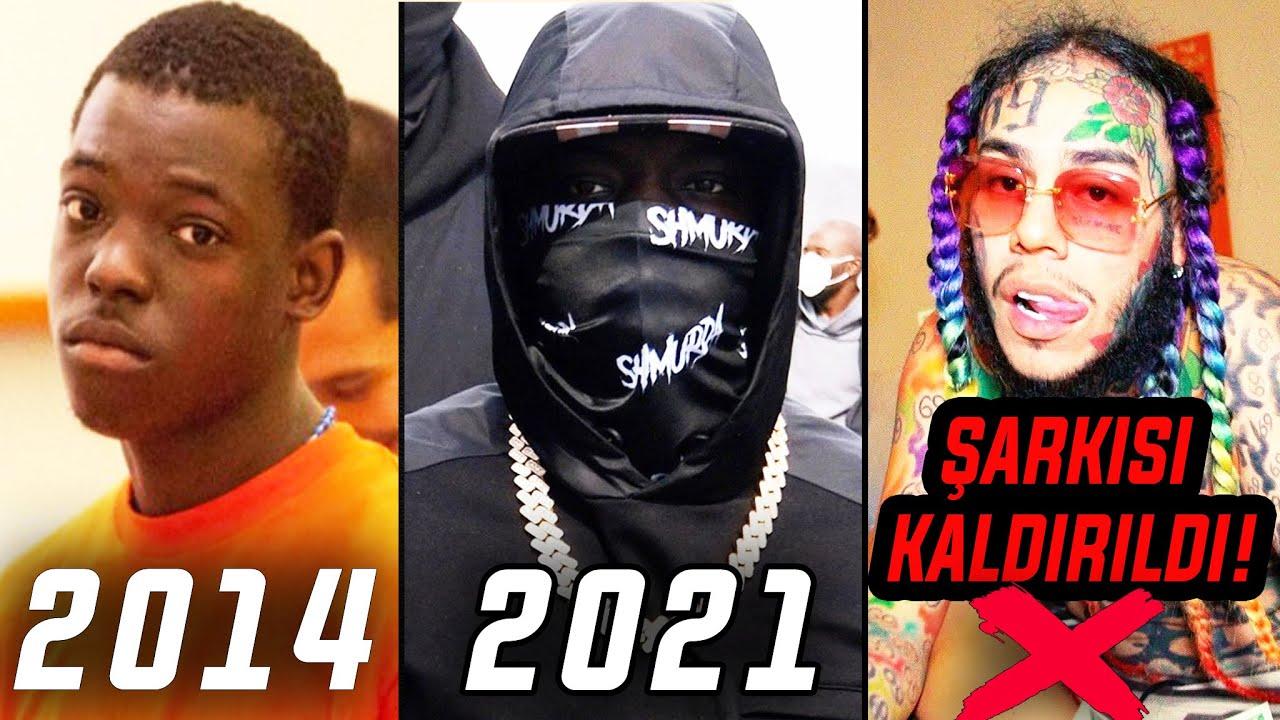 BOBBY SHMURDA Hapisten Çıktı ! ŞİMDİ NELER OLACAK ? | 6ix9ine Canlı Kavga | Global Hip Hop Gündemi