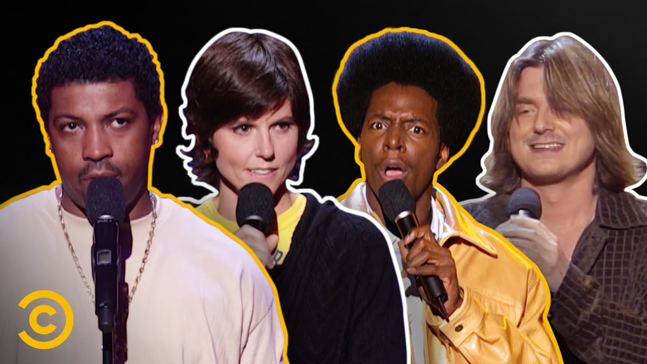 Deon Cole's Friend Makes Bad Fake IDs, Mitch Hedberg's Got a Dirty Shirt & More - Stand-Up Classics