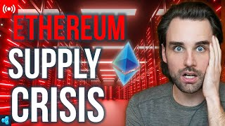 🔴LIVE: MAJOR Ethereum Supply Crisis Incoming!!!