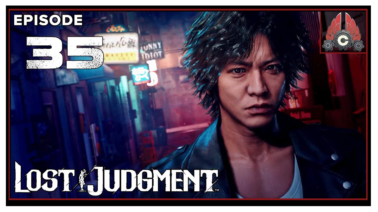 CohhCarnage Plays Lost Judgment (Thanks Ryu Ga Gotoku For The Key) - Episode 35
