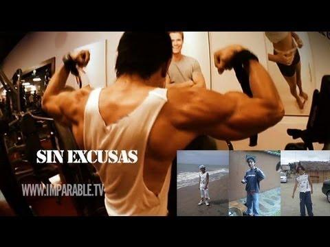 Rutinas para el Gimnasio - Biceps y Triceps para aumentar masa muscular y fuerza
