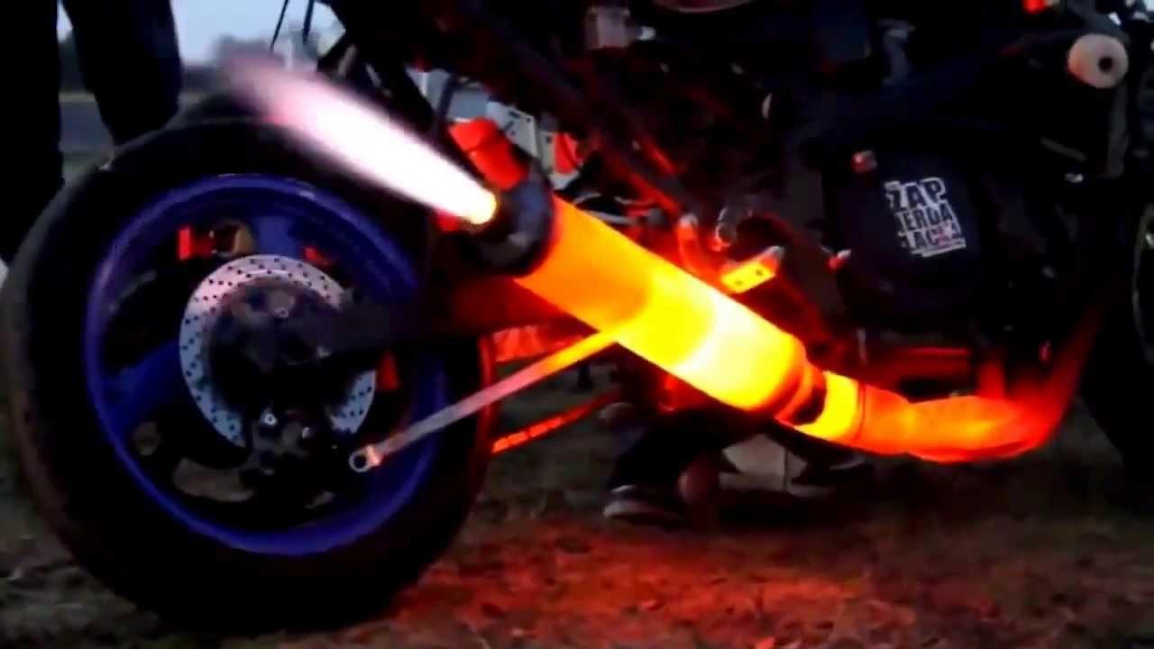 Motorcycle Backfire Flames Exhaust | Amatmotor co